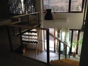 balustrada moderna