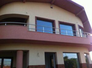 balustrade inox balcon